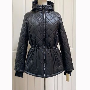 *NWT* Michael Kors Quilted Nylon Jacket